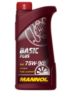 MANNOL масло транс. Basic GL-4 Plus  75W90 () 4л